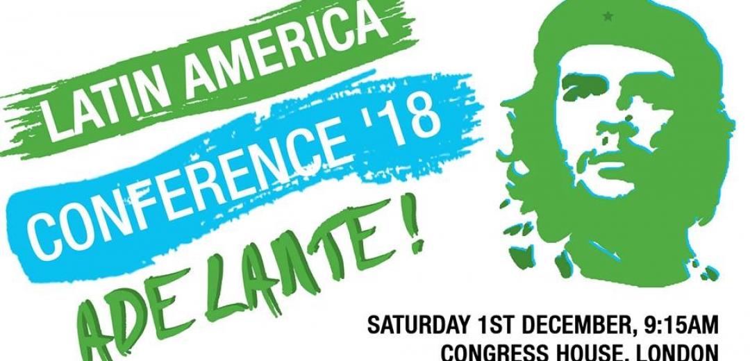 Latin America Adelante! 2018 Conference